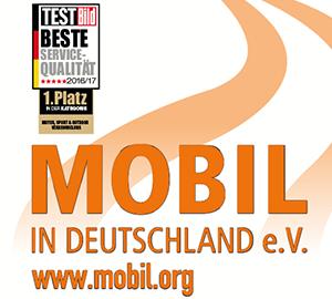 Mobil in Deutschland Bild